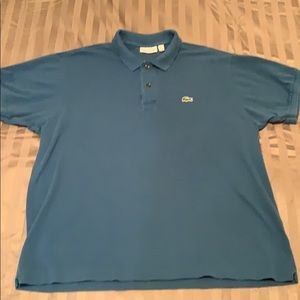 Lacoste Polo- sized XXL (fits like Large)